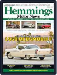 Hemmings Motor News (Digital) Subscription March 1st, 2018 Issue