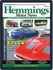 Hemmings Motor News (Digital) Subscription April 1st, 2018 Issue