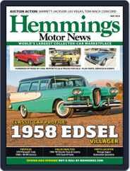 Hemmings Motor News (Digital) Subscription May 1st, 2018 Issue