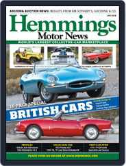 Hemmings Motor News (Digital) Subscription July 1st, 2018 Issue