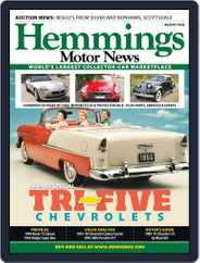 Hemmings Motor News (Digital) Subscription August 1st, 2018 Issue