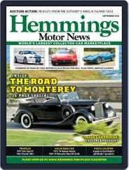 Hemmings Motor News (Digital) Subscription September 1st, 2018 Issue
