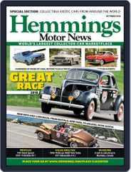 Hemmings Motor News (Digital) Subscription October 1st, 2018 Issue