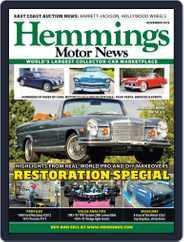 Hemmings Motor News (Digital) Subscription November 1st, 2018 Issue