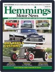 Hemmings Motor News (Digital) Subscription January 1st, 2019 Issue