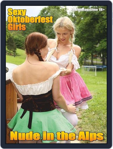 Sexy-Oktoberfest_Girls_ Adult_Photo October 12th, 2019 Digital Back Issue Cover