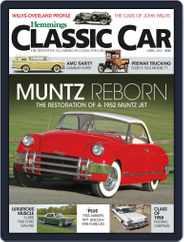 Hemmings Classic Car (Digital) Subscription April 1st, 2017 Issue