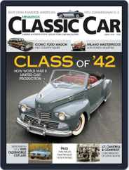 Hemmings Classic Car (Digital) Subscription April 1st, 2020 Issue