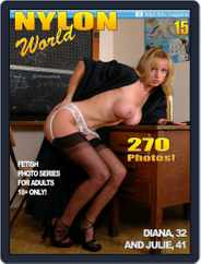 Nylons World Adult Fetish Photo (Digital) Subscription November 25th, 2017 Issue
