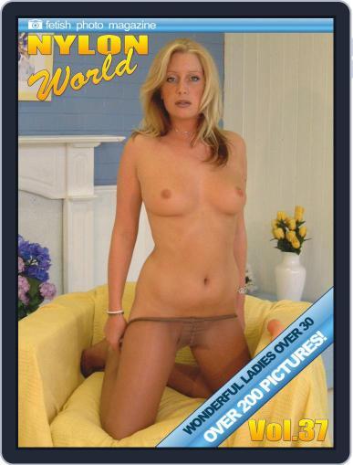 Nylons World Adult Fetish Photo September 16th, 2019 Digital Back Issue Cover