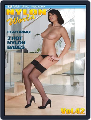 Nylons World Adult Fetish Photo February 24th, 2020 Digital Back Issue Cover