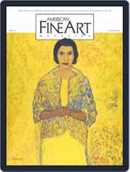 American Fine Art (Digital) Subscription January 1st, 2018 Issue