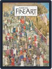 American Fine Art (Digital) Subscription March 1st, 2018 Issue