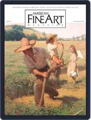 American Fine Art (Digital) Subscription July 1st, 2018 Issue