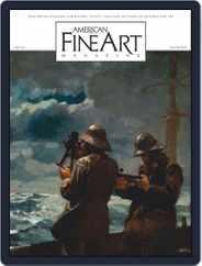 American Fine Art (Digital) Subscription January 1st, 2019 Issue