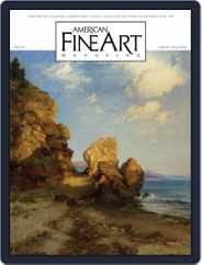 American Fine Art (Digital) Subscription March 1st, 2020 Issue