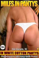 Panties Adult Photo (Digital) Subscription January 1st, 2017 Issue