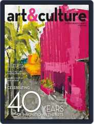 art&culture (Digital) Subscription January 1st, 2018 Issue