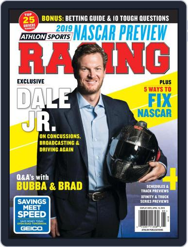 Athlon Sports January 22nd, 2019 Digital Back Issue Cover