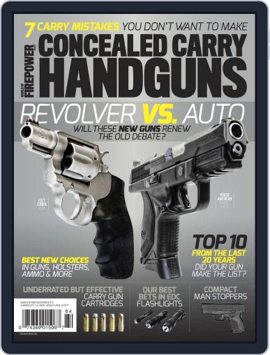 Conceal & Carry April 1st, 2017 Digital Back Issue Cover