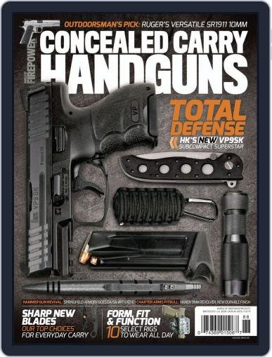 Conceal & Carry December 1st, 2017 Digital Back Issue Cover