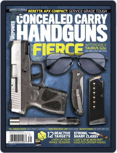 Conceal & Carry October 1st, 2018 Digital Back Issue Cover