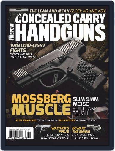 Conceal & Carry April 1st, 2019 Digital Back Issue Cover