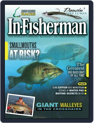 In-Fisherman December 1st, 2018 Digital Back Issue Cover