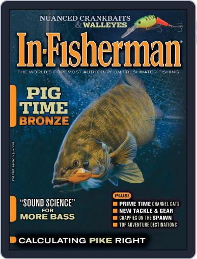 In-Fisherman June 1st, 2019 Digital Back Issue Cover