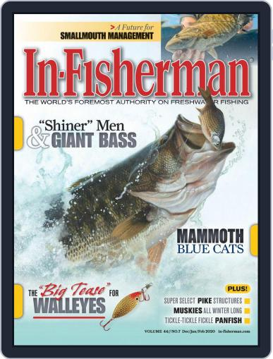 In-Fisherman December 1st, 2019 Digital Back Issue Cover