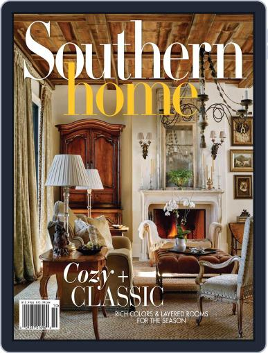Southern Home September 1st, 2018 Digital Back Issue Cover