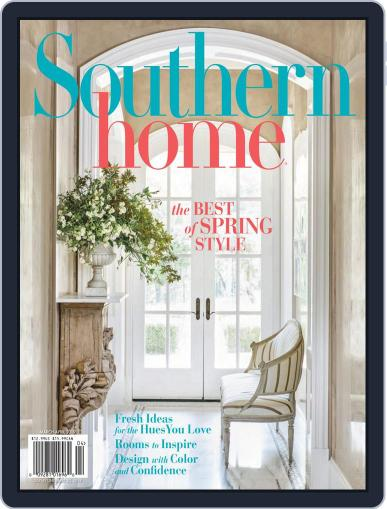 Southern Home March 1st, 2019 Digital Back Issue Cover