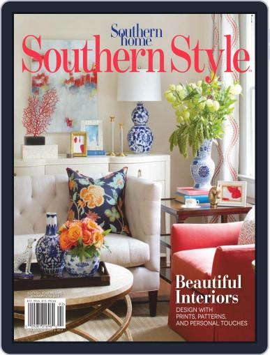 Southern Home April 1st, 2019 Digital Back Issue Cover