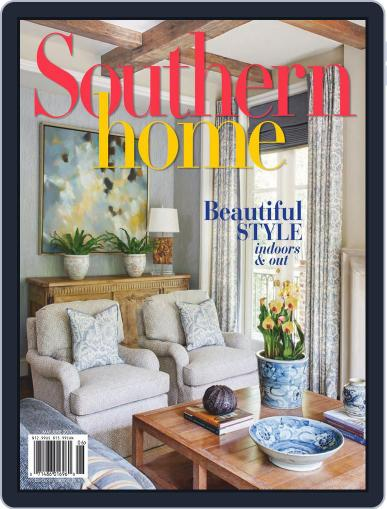 Southern Home May 1st, 2019 Digital Back Issue Cover