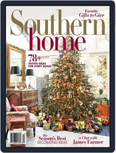 Southern Home November 1st, 2019 Digital Back Issue Cover