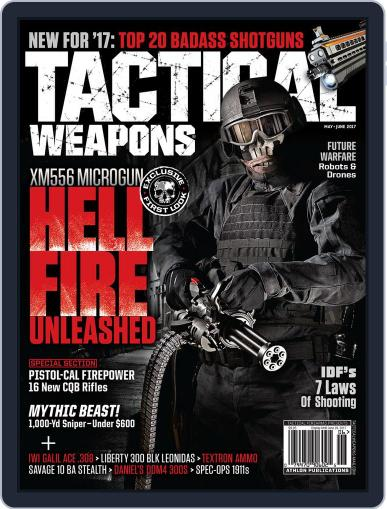 Tactical Life May 1st, 2017 Digital Back Issue Cover