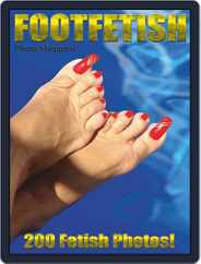 Foot Fetish Adult Photo (Digital) Subscription January 12th, 2018 Issue