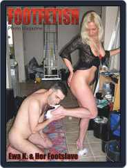 Foot Fetish Adult Photo (Digital) Subscription April 12th, 2018 Issue