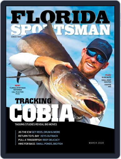Florida Sportsman March 1st, 2020 Digital Back Issue Cover