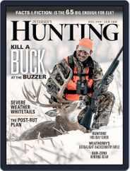 Petersen's Hunting (Digital) Subscription December 1st, 2019 Issue