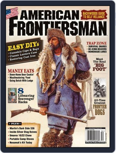 American Frontiersman December 1st, 2019 Digital Back Issue Cover
