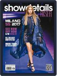 SHOWDETAILS RISER MILANO (Digital) Subscription January 1st, 2017 Issue