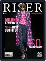 SHOWDETAILS RISER MILANO (Digital) Subscription March 24th, 2017 Issue