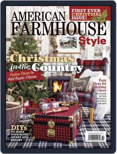 American Farmhouse Style October 31st, 2017 Digital Back Issue Cover