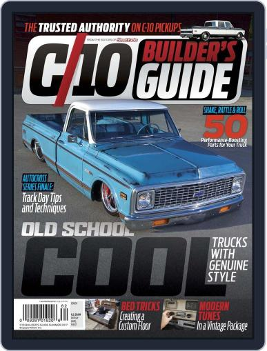 C10 Builder GUide July 28th, 2017 Digital Back Issue Cover