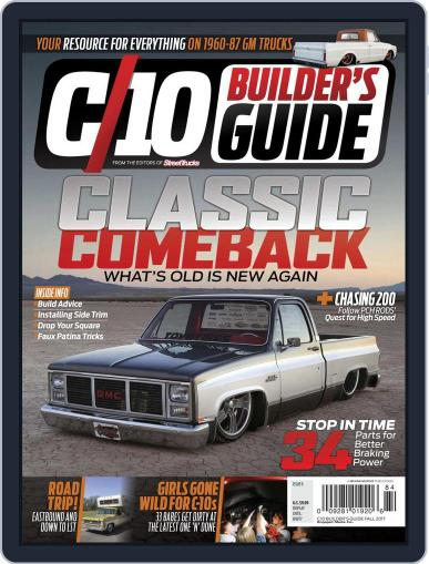 C10 Builder GUide August 8th, 2017 Digital Back Issue Cover