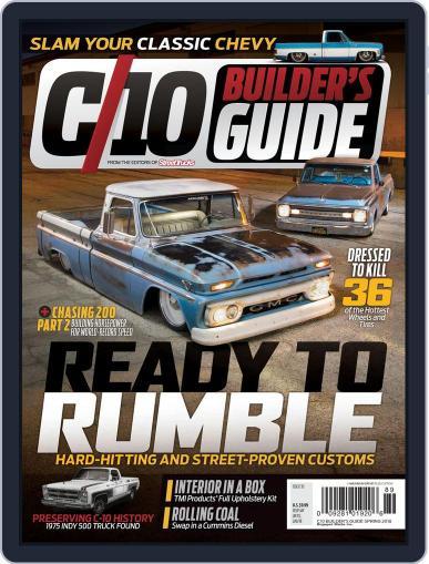 C10 Builder GUide November 28th, 2017 Digital Back Issue Cover