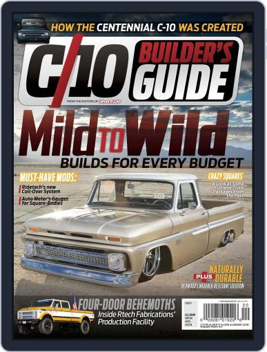 C10 Builder GUide March 13th, 2018 Digital Back Issue Cover