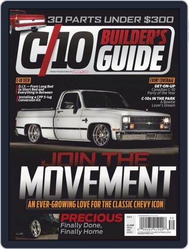 C10 Builder GUide November 13th, 2018 Digital Back Issue Cover