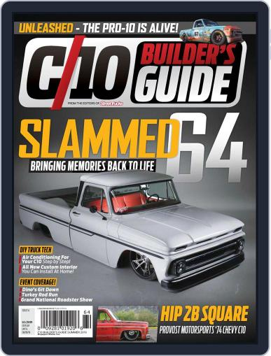 C10 Builder GUide March 12th, 2019 Digital Back Issue Cover